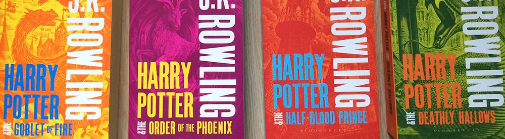 Verenigd Koninkrijk | Harry Potter-reeks – J.K. Rowling