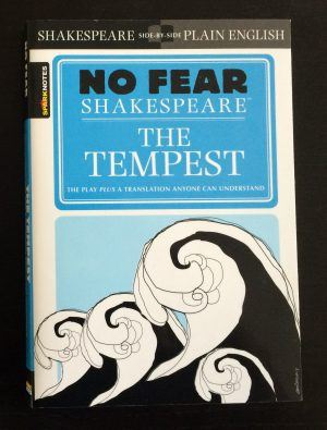 Afbeelding The Tempest van No Fear Shakespeare