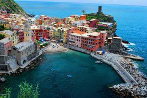 Afbeelding van Cinque Terre in Italië