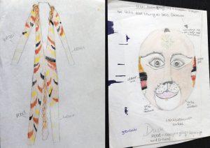 Dusk kostuumontwerp door Laura Schoenmakers