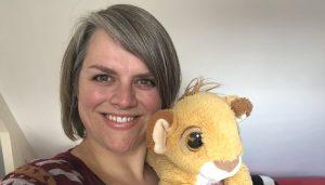 Laura Schoenmakers en Simba
