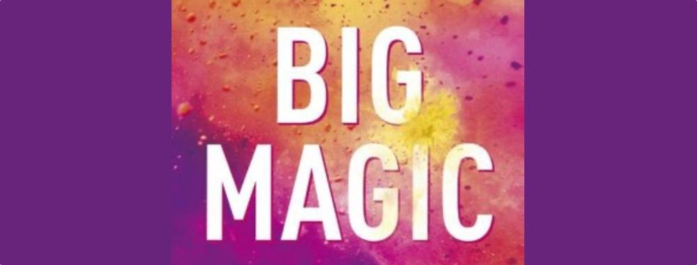 Bookreview Big Magic