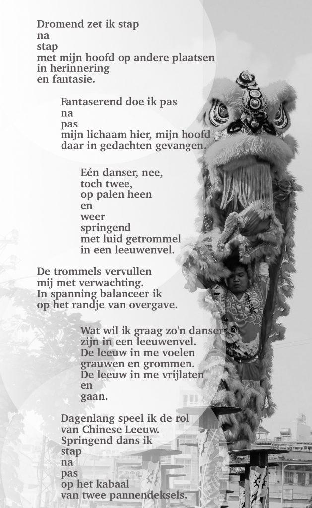 Gedicht Laura Leeuwendans